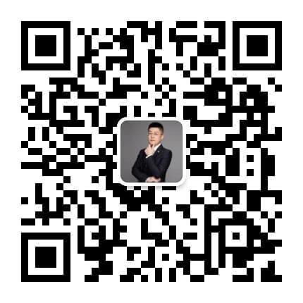 杨浩律师微信二维码